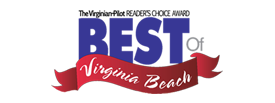 Caruana Homes Best of Virginia Beach Award